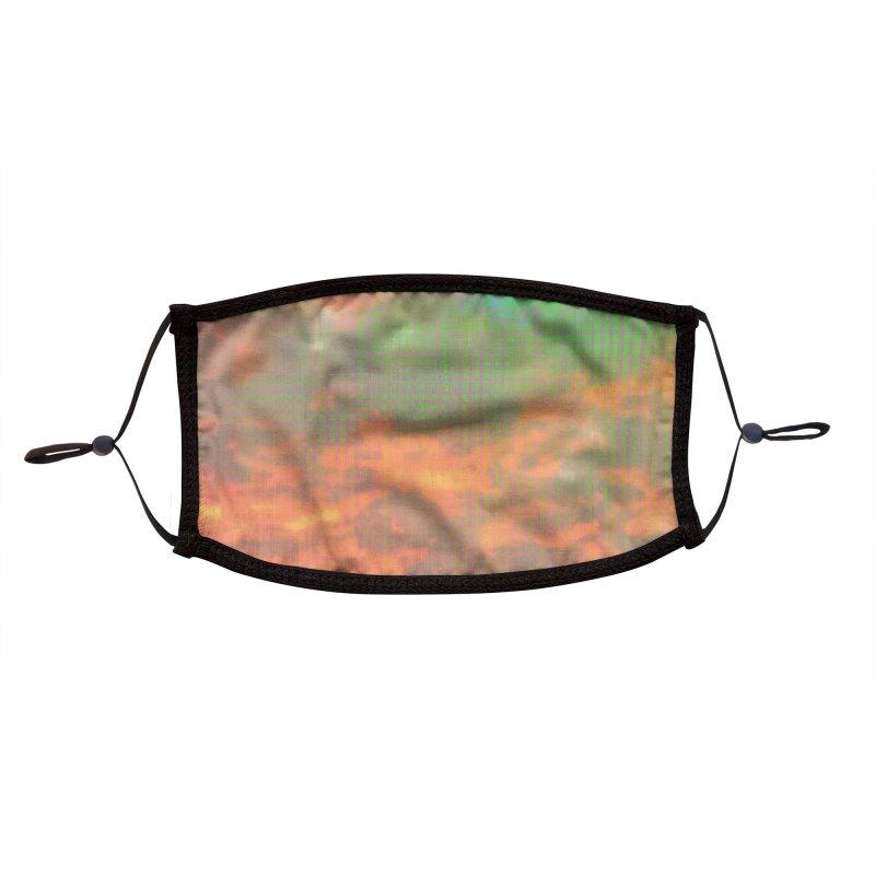 Digital Sky Accessories Face Mask by earthfiredragon