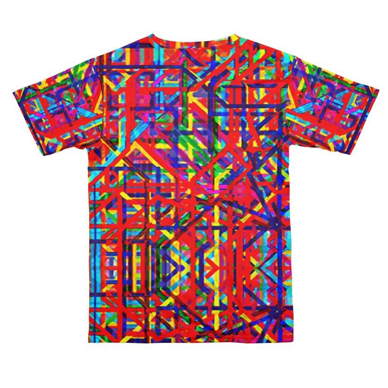 Neural Energy Men's Cut & Sew by earthfiredragon