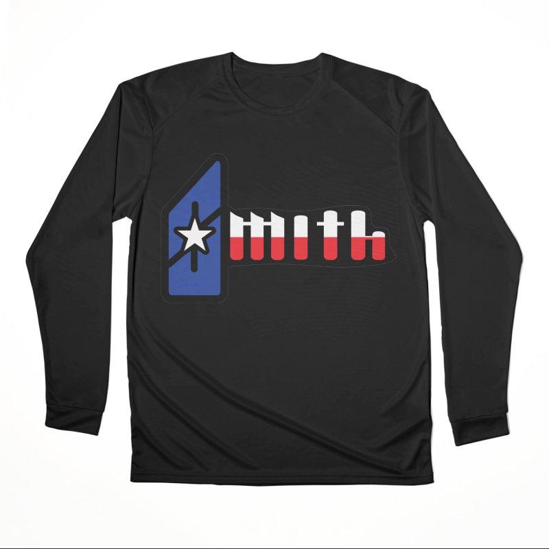 Smith Men's Performance Longsleeve T-Shirt by earthfiredragon