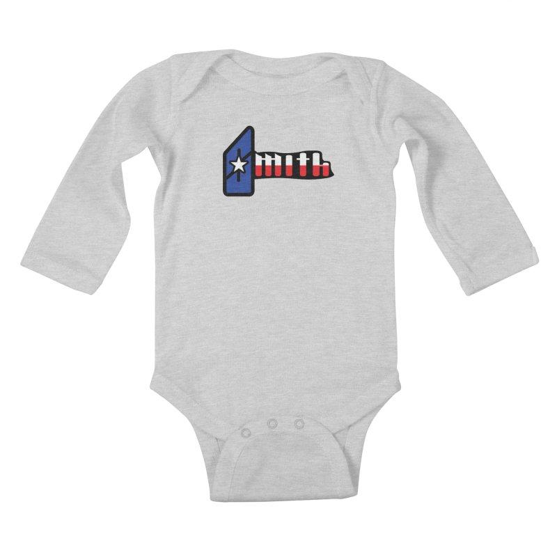 Smith Kids Baby Longsleeve Bodysuit by earthfiredragon