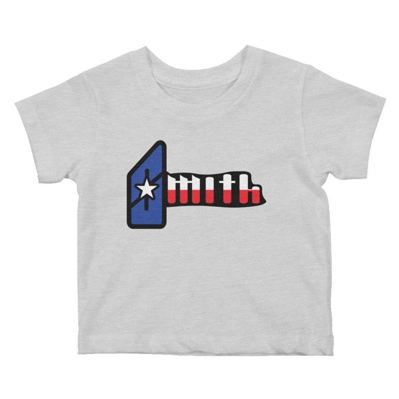 Smith Kids Baby T-Shirt by earthfiredragon
