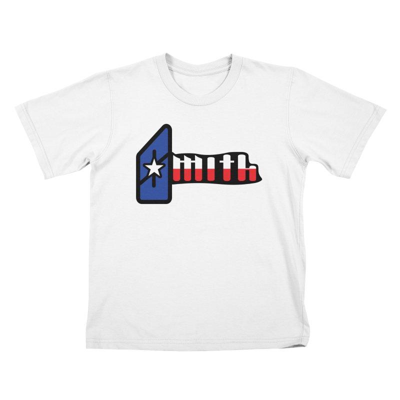 Smith Kids T-Shirt by earthfiredragon