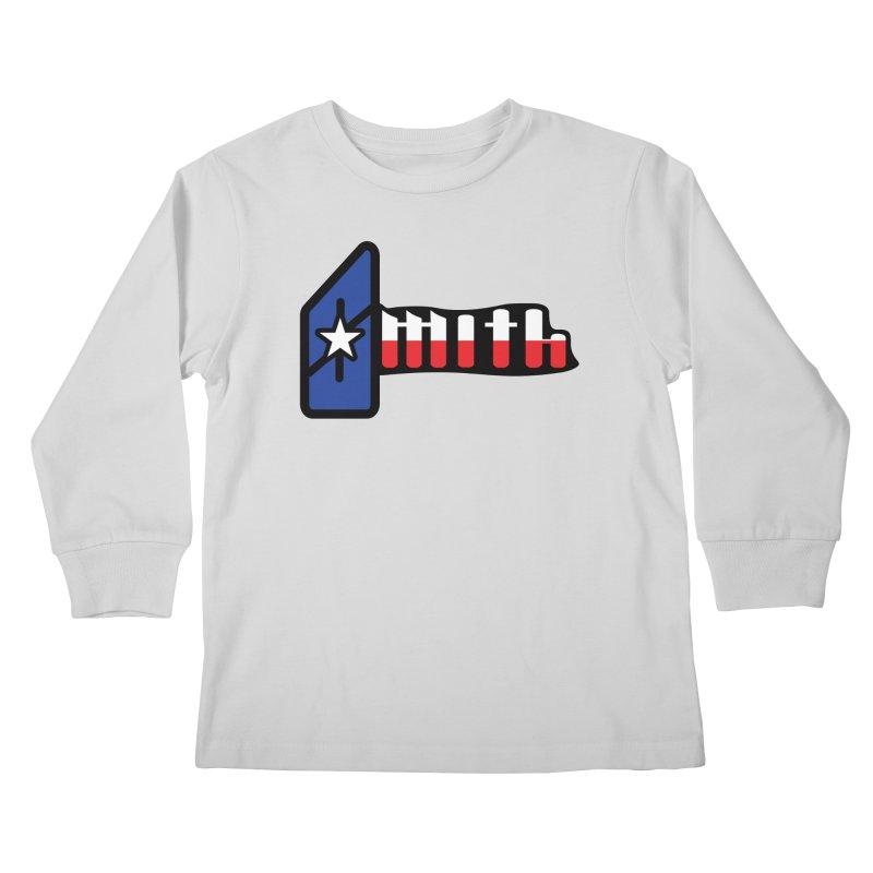 Smith Kids Longsleeve T-Shirt by earthfiredragon