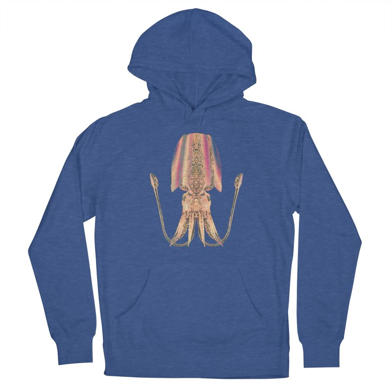 Cuttlefish Women's Pullover Hoody by earthfiredragon
