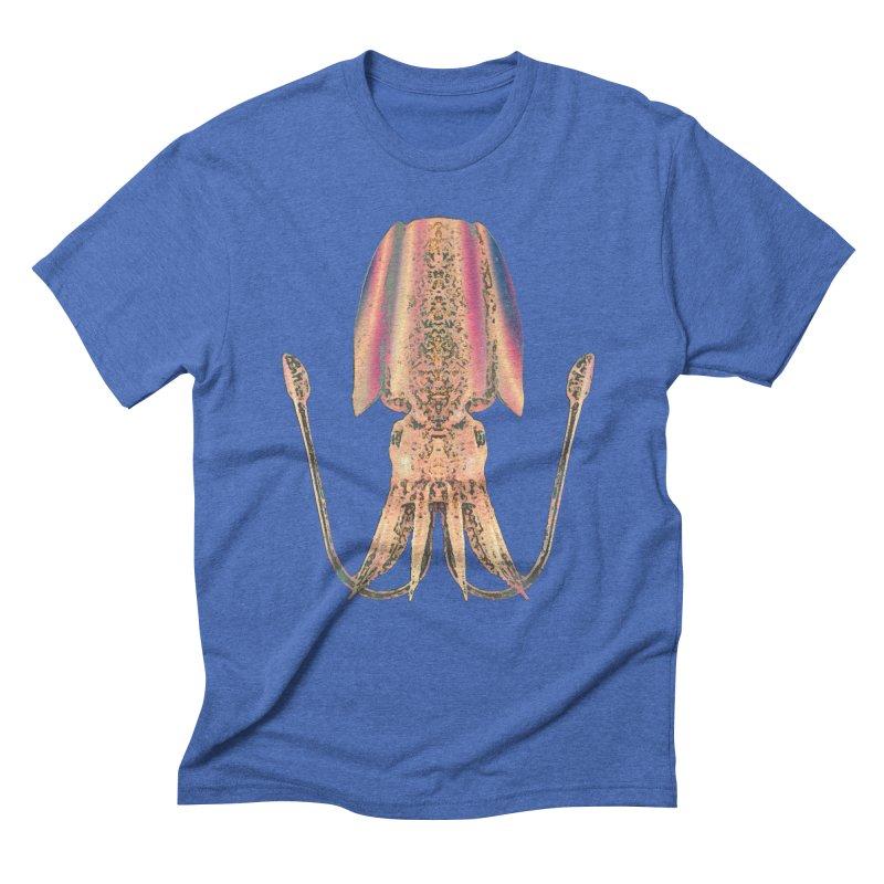 Cuttlefish Men's T-Shirt by earthfiredragon
