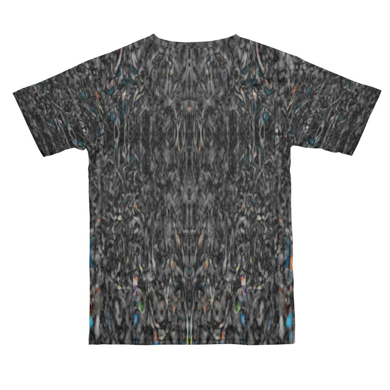 Shadow Skin Men's Cut & Sew by earthfiredragon