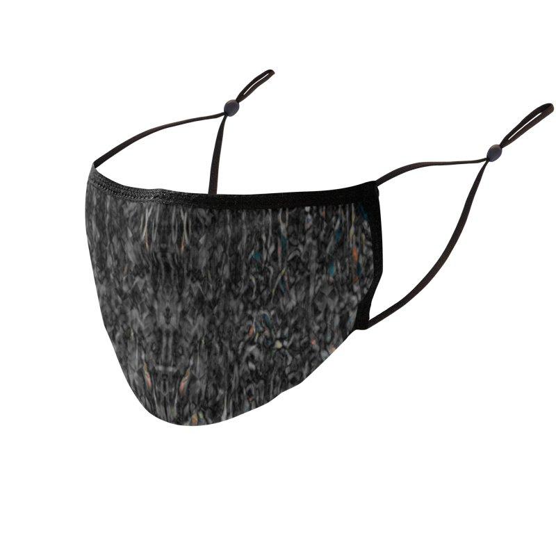 Shadow Skin Accessories Face Mask by earthfiredragon