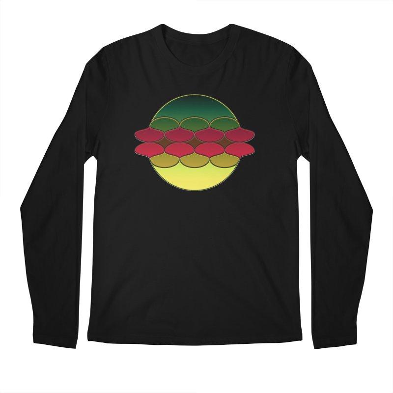 Wubbler Men's Longsleeve T-Shirt by earthfiredragon