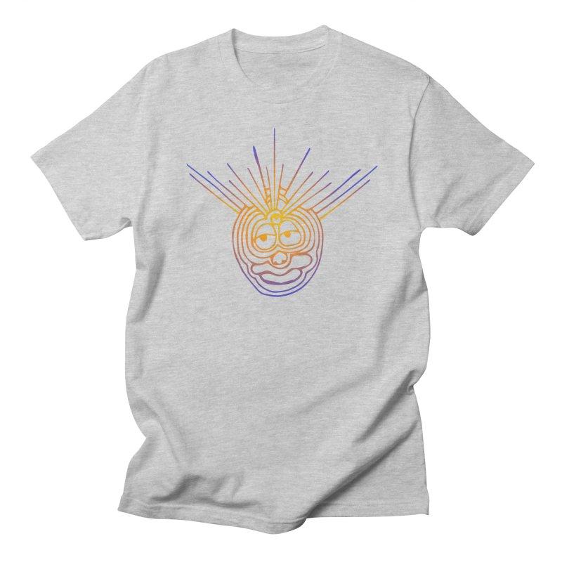 understanding Men's T-Shirt by earthfiredragon