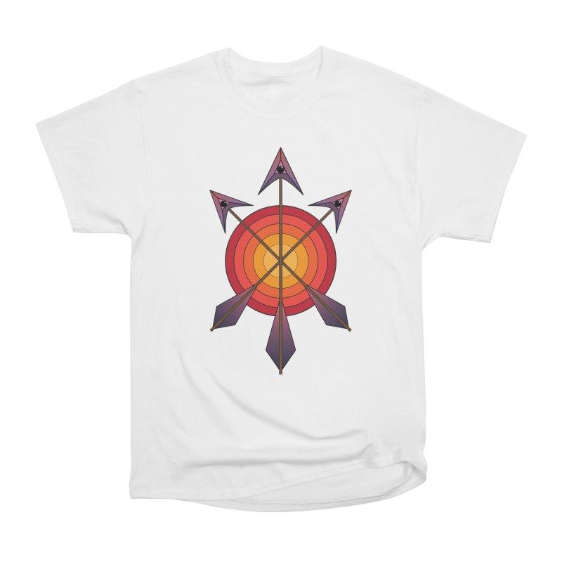 Arrows Women's T-Shirt by earthfiredragon