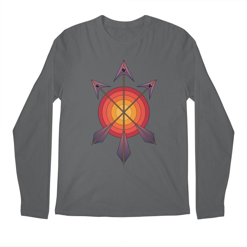 Arrows Men's Longsleeve T-Shirt by earthfiredragon
