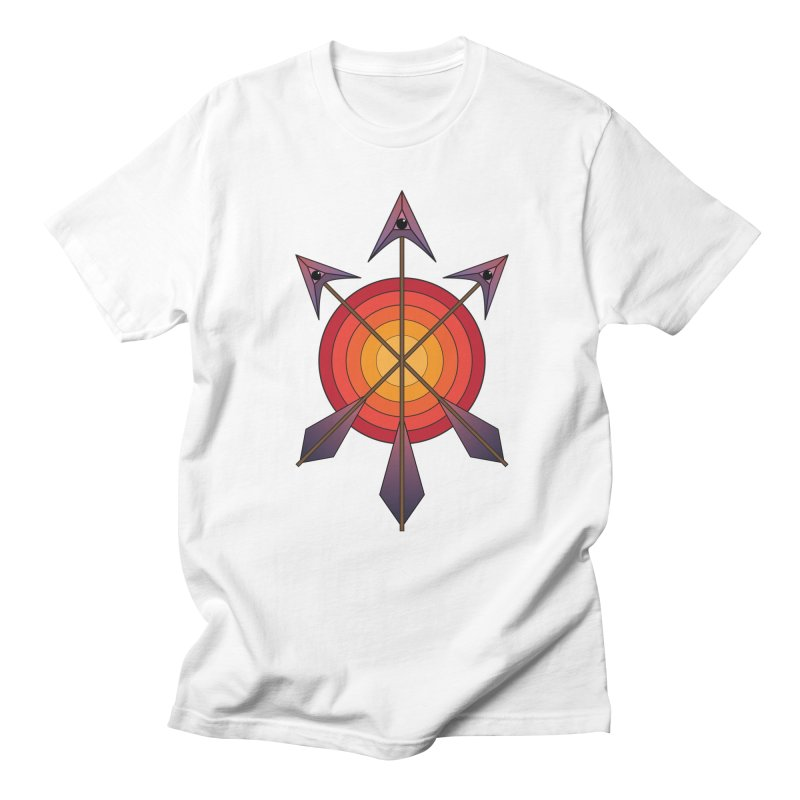 Arrows Men's T-Shirt by earthfiredragon
