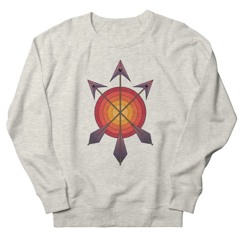 Arrows Men's Sweatshirt by earthfiredragon