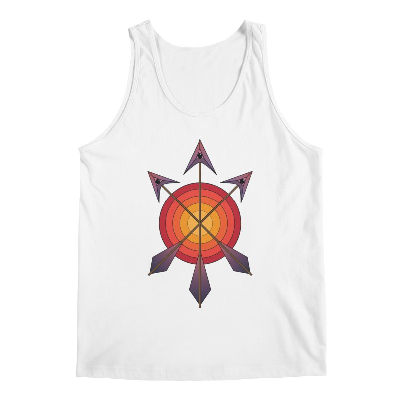 Arrows Men's Tank by earthfiredragon