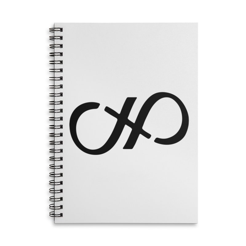 Just Have Fun Forever Accessories Lined Spiral Notebook by earthfiredragon