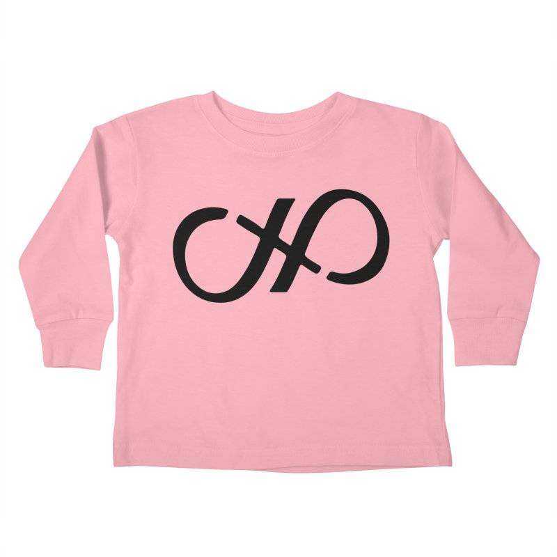 Just Have Fun Forever Kids Toddler Longsleeve T-Shirt by earthfiredragon