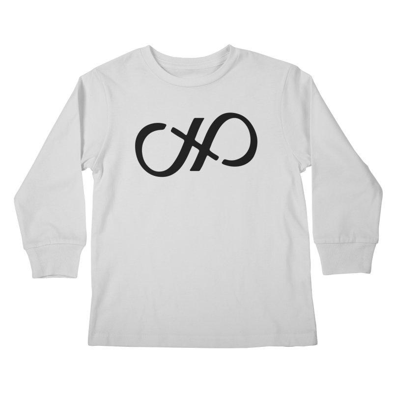 Just Have Fun Forever Kids Longsleeve T-Shirt by earthfiredragon