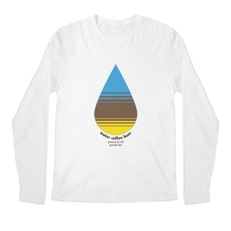 The Holy Trinity Men's Longsleeve T-Shirt by earthfiredragon