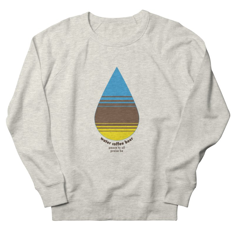 The Holy Trinity Women's Sweatshirt by earthfiredragon