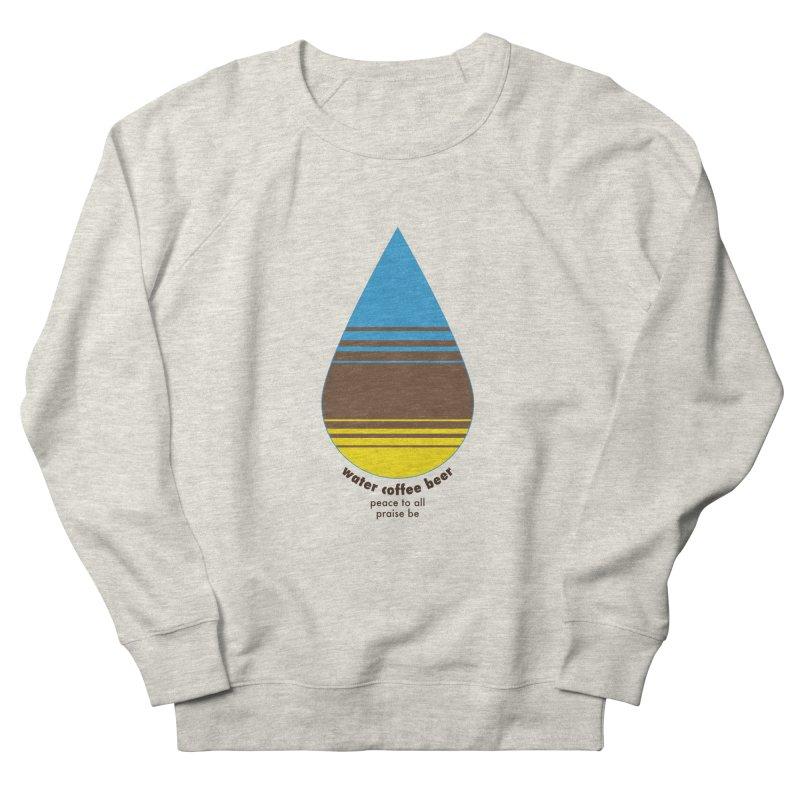 The Holy Trinity Women's Sweatshirt by earthfiredragon
