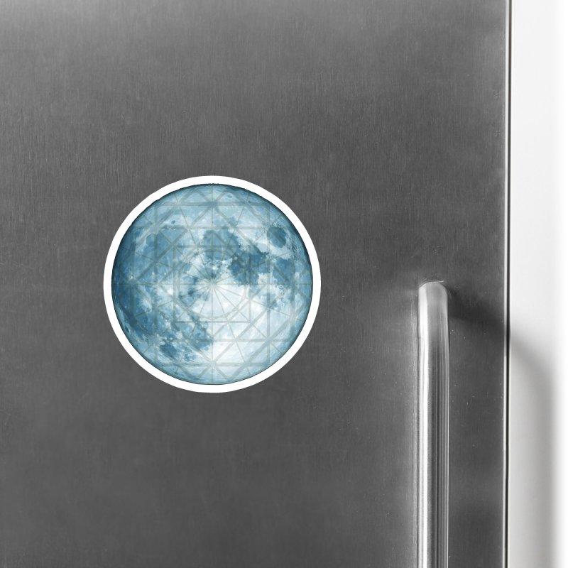 Super Moon Accessories Magnet by earthfiredragon