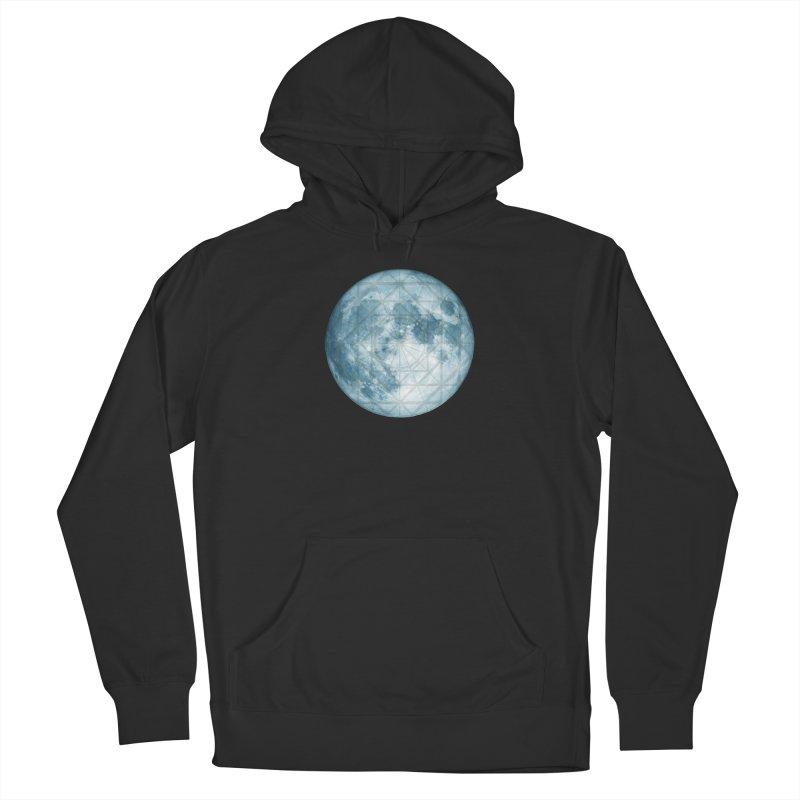 Super Moon Men's Pullover Hoody by earthfiredragon