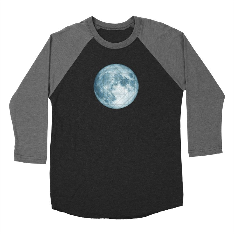 Super Moon Women's Longsleeve T-Shirt by earthfiredragon