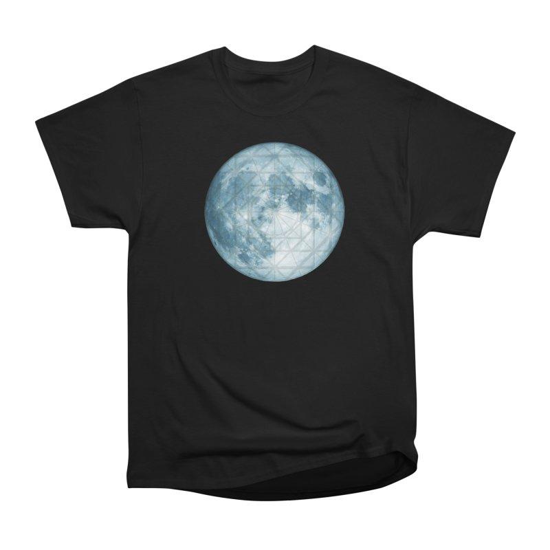 Super Moon Men's Heavyweight T-Shirt by earthfiredragon