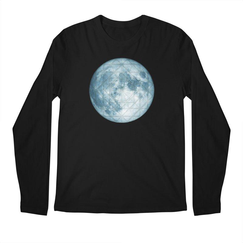 Super Moon Men's Longsleeve T-Shirt by earthfiredragon