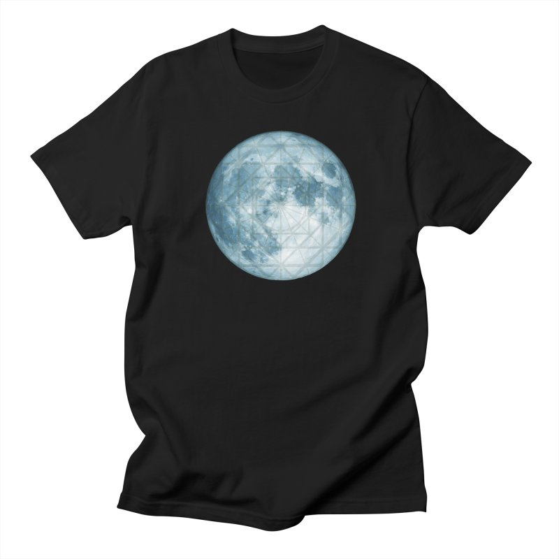Super Moon Men's T-Shirt by earthfiredragon