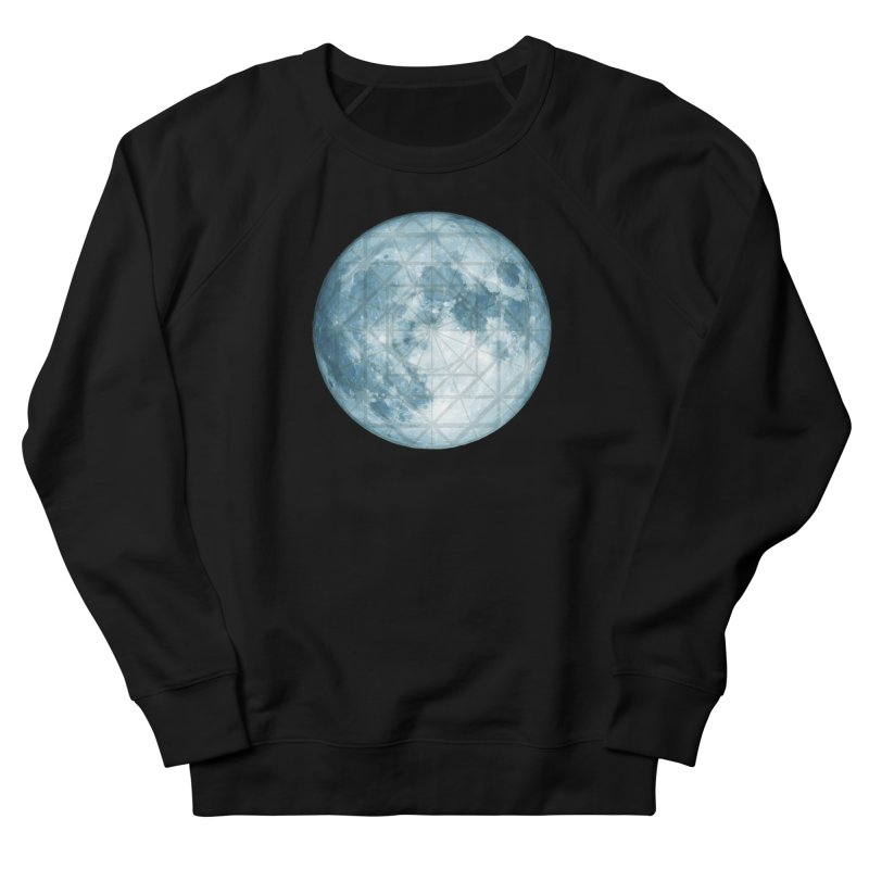 Super Moon Men's Sweatshirt by earthfiredragon