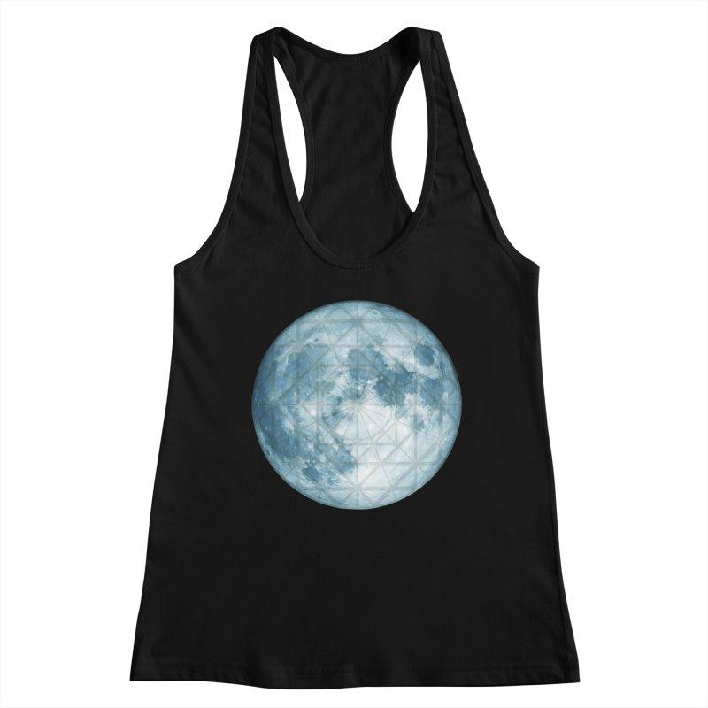 Super Moon Women's Tank by earthfiredragon