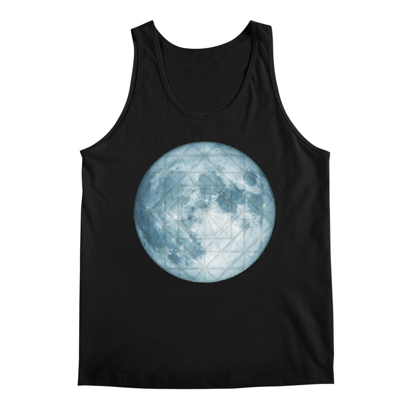 Super Moon Men's Tank by earthfiredragon
