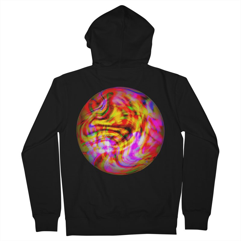 Lost Marble Men's Zip-Up Hoody by earthfiredragon