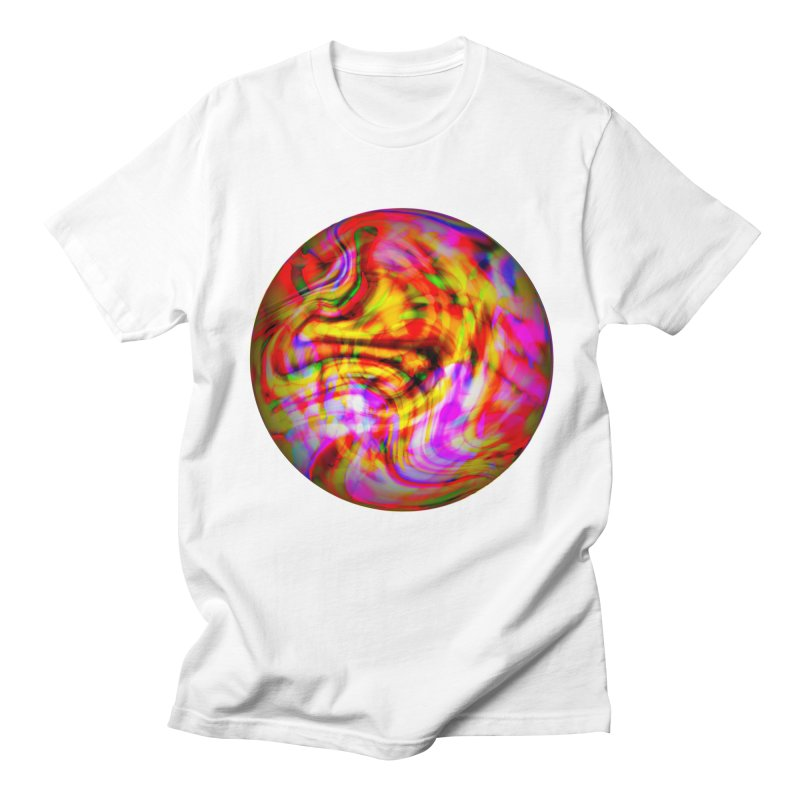 Lost Marble Men's T-Shirt by earthfiredragon