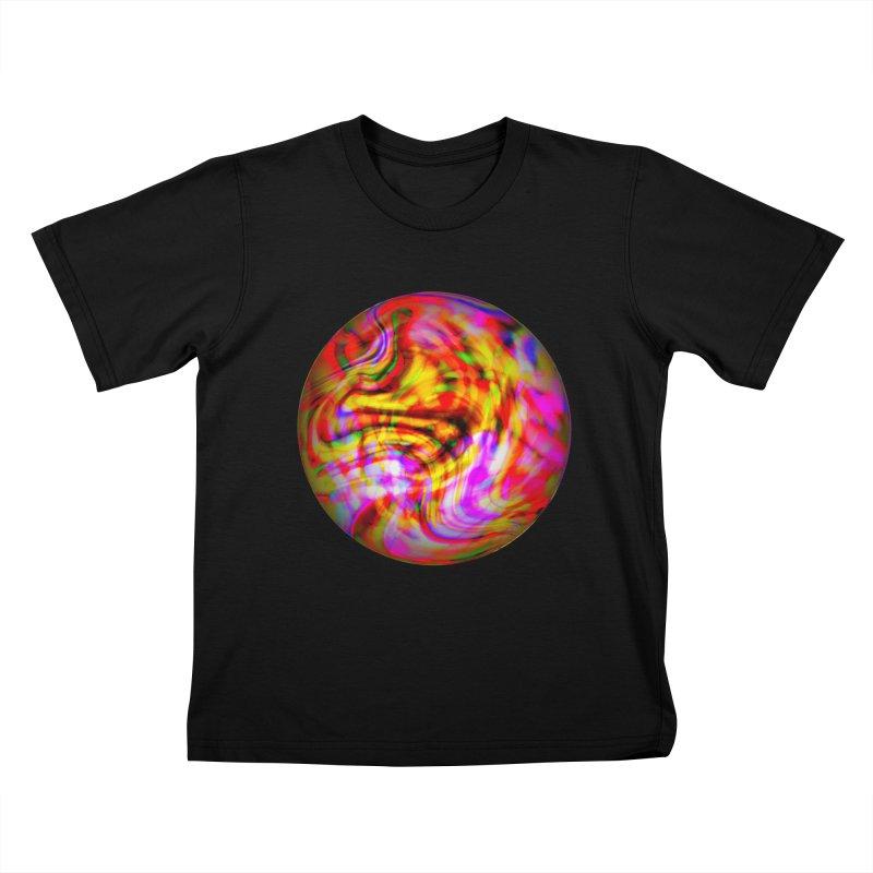 Lost Marble Kids T-Shirt by earthfiredragon
