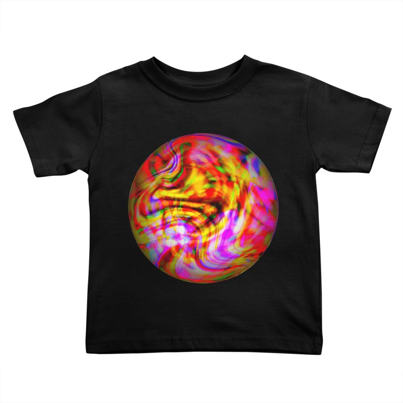 Lost Marble Kids Toddler T-Shirt by earthfiredragon