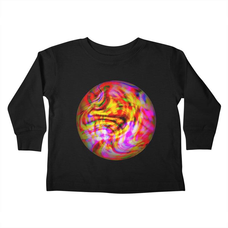 Lost Marble Kids Toddler Longsleeve T-Shirt by earthfiredragon