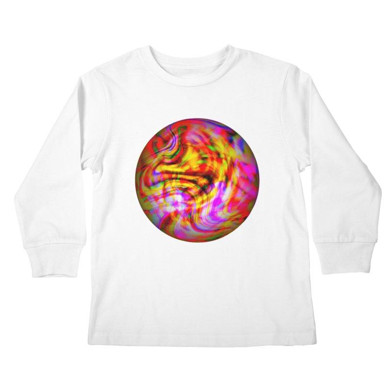 Lost Marble Kids Longsleeve T-Shirt by earthfiredragon