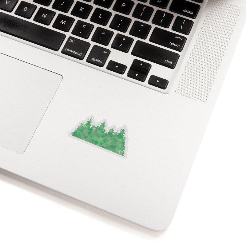 Nice Trees Accessories Sticker by earthfiredragon
