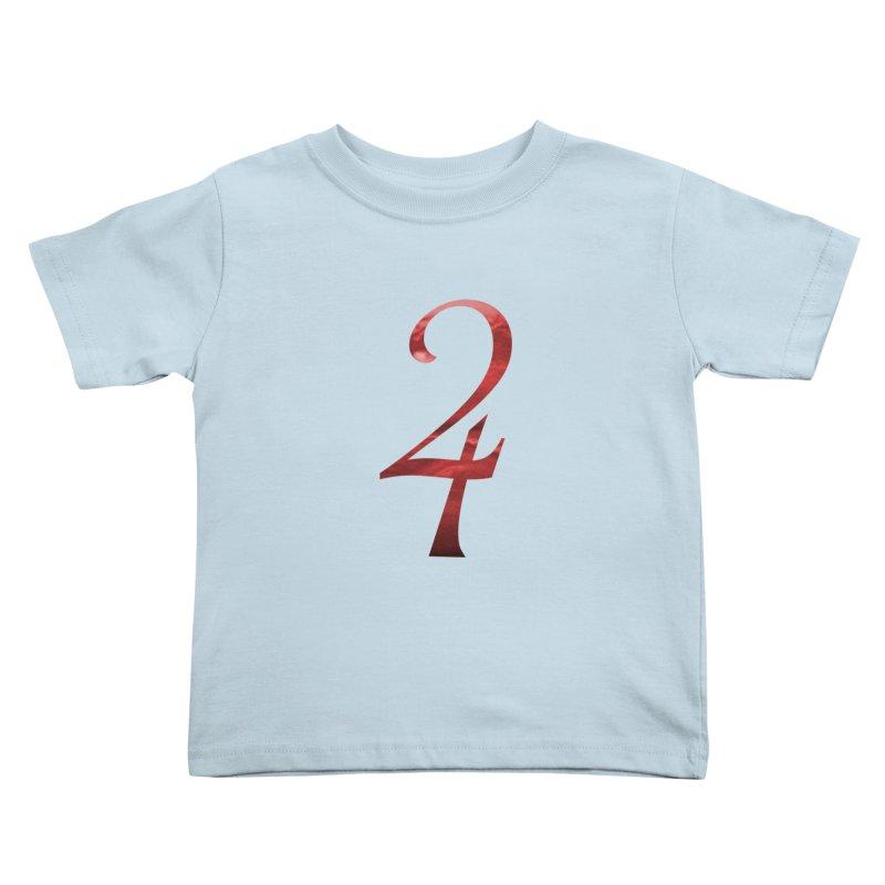 Jupiter Sign Kids Toddler T-Shirt by earthfiredragon