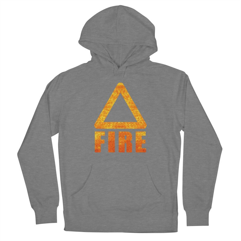 Fire Sign Women's Pullover Hoody by earthfiredragon