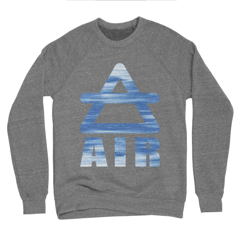 Air Sign Men's Sweatshirt by earthfiredragon