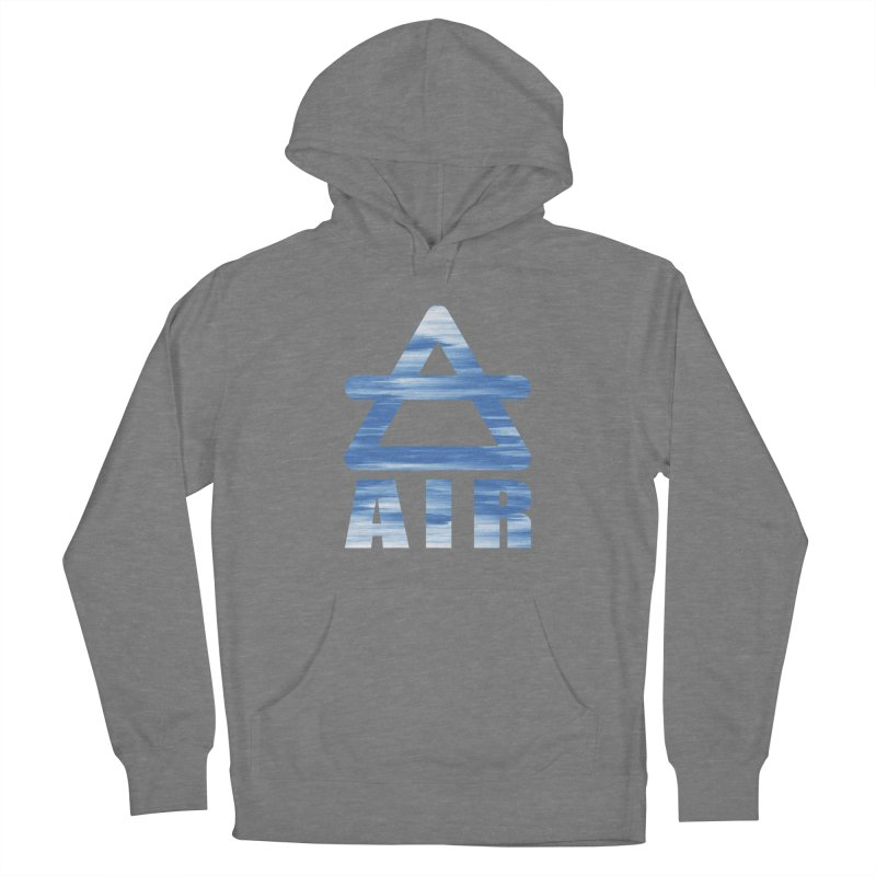 Air Sign Women's Pullover Hoody by earthfiredragon