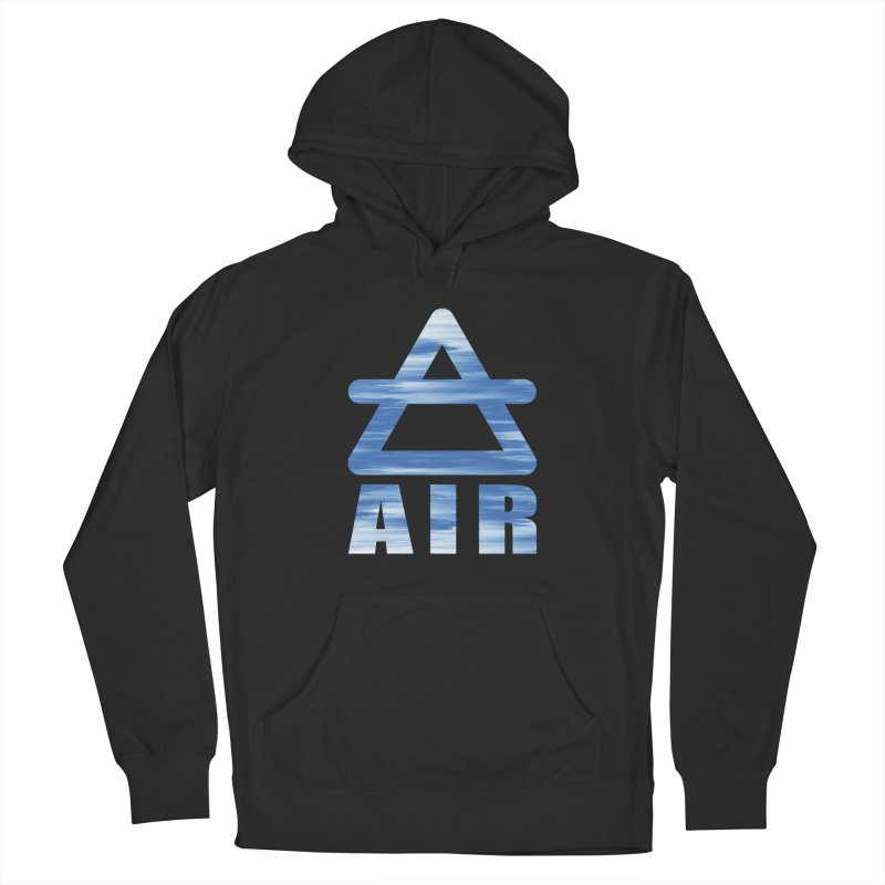 Air Sign Men's Pullover Hoody by earthfiredragon