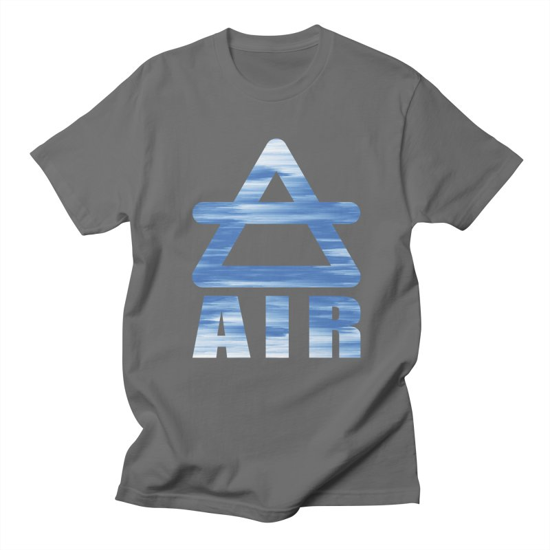 Air Sign Men's T-Shirt by earthfiredragon