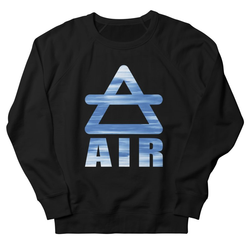Air Sign Men's Sweatshirt by earthfiredragon