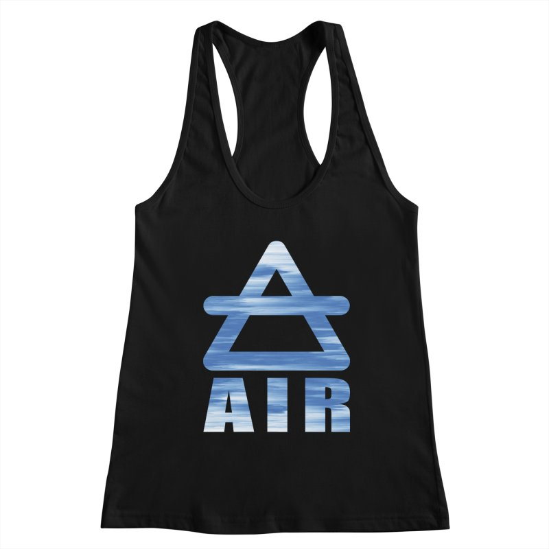 Air Sign Women's Tank by earthfiredragon