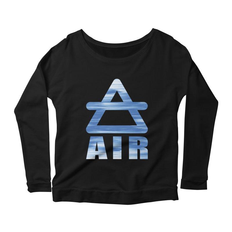 Air Sign Women's Longsleeve T-Shirt by earthfiredragon