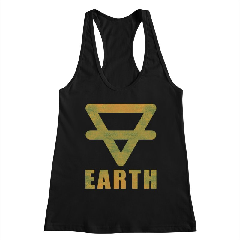 Earth Sign Women's Tank by earthfiredragon